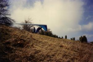 Decollo di Quinzano: in attesa di un vento regolare