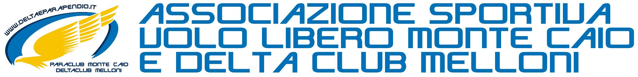 Associazione sportiva Volo libero Monte Caio e Delta Club Melloni