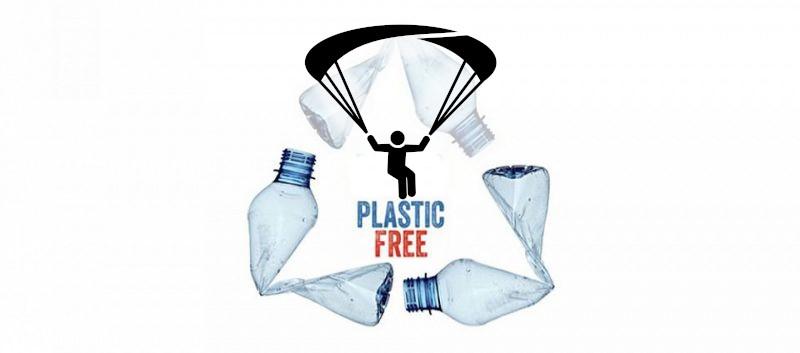 Parapendio Plastic Free